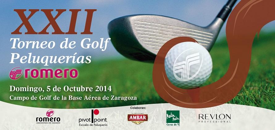 tarjeton torneo golf