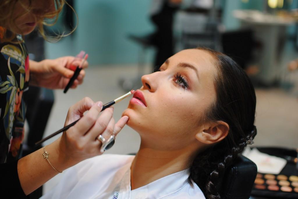 maquillaje para las Fiestas del Pilar